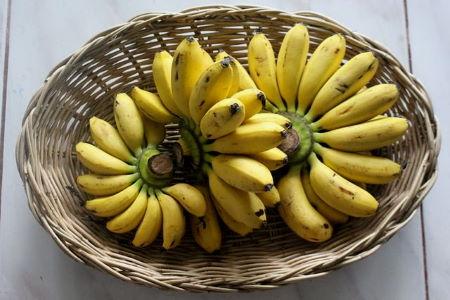 Banán allergia