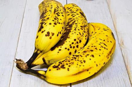 A banán káros hatásai