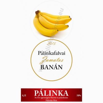 Banán pálinka