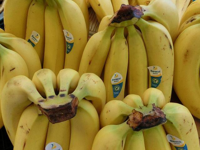 Sok banán fogyasztása