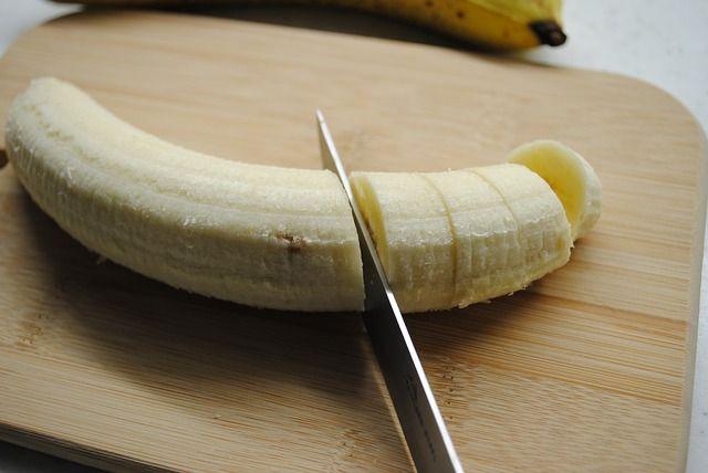 Banán összetevői